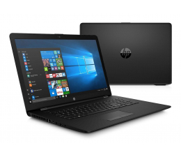 HP 17 i3-6006U/8GB/256/DVD-RW/W10 (17-bs037cl (2DQ75UA) - 256SSD)