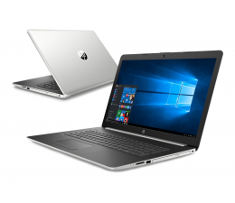 HP 17 i5-8265U/16GB/240/Win10 IPS  (17-by1001nw (6AY52EA)-240 SSD)