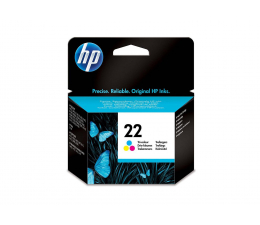 HP 22 C9352AE color 5ml (DeskJet 3920/3930/3940/D1360/D1360/D1460/D233)