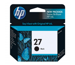 HP 27 C8727AE black 10ml (DeskJet 3320/3325/3420/3450/3650)