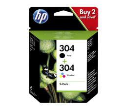 HP 304 3JB05AE CMYK (HP Deskjet 3720, 3721, 3722, 3723, 3724, 3725)