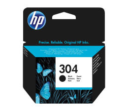 HP 304 N9K06AE black 120 str. (DeskJet 2620)