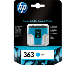 HP 363 C8771EE cyan 6ml (HP Photo Smart 3210/3310/8250/C6280/C7280)