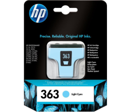 HP 363 C8774EE light cyan 6ml (HP Photo Smart 3210/3310/8250/C6280/C7280)