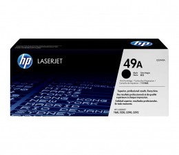 HP 49A Q5949A black 2500str. (LaserJet 1160/1320/1320N/1320NW/1320TN/3390)