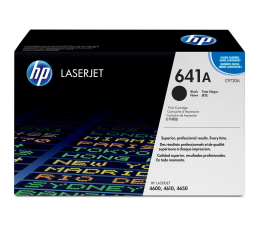 HP 641A C9720A black 9000str. (Color LaserJet 4600/4600DN/4600DTN/4600HDN)