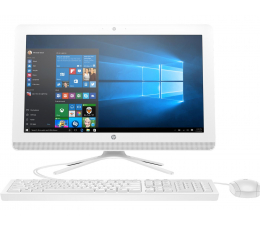 HP All-in-One A6-7310/4GB/120/Win10 R4 IPS  (22-b000nw (W3E30EA)-120 SSD)