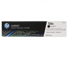 HP CE310AD Dual Pack 2x1200str.