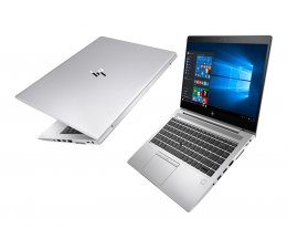 HP EliteBook 840 G5 i5-8250U/8GB/480/Win10P  (3JX01EA-480 SSD PCIe)