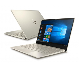 HP Envy 13 i5-8265U/8GB/960/Win10 MX150 Gold  (13-ah1019nw (6VU91EA)-960 SSD PCIe)