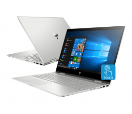 HP ENVY 15 x360 i5-8265U/32GB/480+1TB/Win10 IPS (15-cn1003nw (5AT23EA)-480 SSD PCIe)
