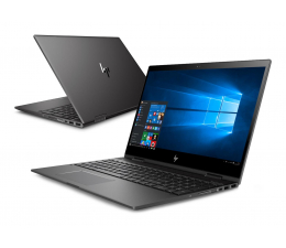 HP ENVY x360 i5-8250U/8GB/256PCIe/W10/IPS MX150 (15-cn0006nw (4TY25EA)+Rysik)