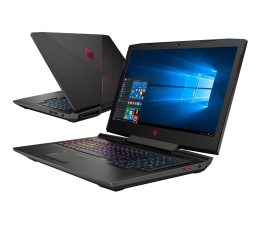 HP OMEN 17 i7-8750H/8GB/256+1TB/Win10x GTX1050Ti  (17-an113nw (5KS99EA) - 1TB HDD)