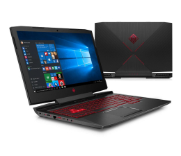 HP OMEN i7-7700HQ/16GB/1TB+240SSD/Win10 GTX1050  (1WB25EA)