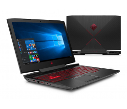 HP OMEN i7-7700HQ/16GB/1TB/Win10 GTX1060 (2CQ98EA)