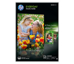 HP Papier fotograficzny (A4, 200g, błysk) 25szt. (Everyday Photo Paper - Q5451A)