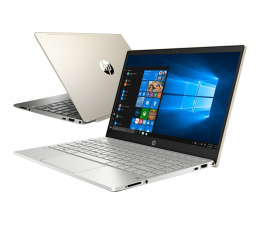 HP Pavilion 13 i5-8265U/8GB/480/Win10 IPS Gold (13-an0002nw (5MM07EA)-480 SSD PCIe)