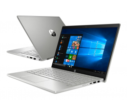 HP Pavilion 14 i5-8250U/16GB/480PCIe/W10/IPS MX150 (14-ce0001nw (4TY79EA)-480 SSD PCIe Silver )