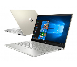 HP Pavilion 15 i5-8250U/8GB/256/Win10 MX150 IPS (15-cs0020nw (4XK56EA) - Gold)