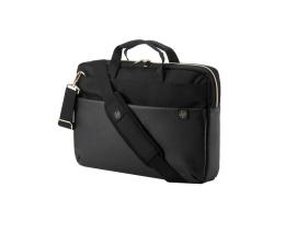 "HP Pavilion Accent Briefcase 15,6"" czarno-złota (4QF94AA)"