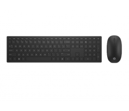 HP Pavilion Wireless Keyboard & Mouse 800 (czarny) (4CE99AA)
