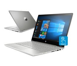 HP Pavilion x360 i5-8265U/8GB/480/Win10 MX130  (14-cd1002nw (6AX23EA)-480 SSD PCIe)