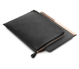 "HP Spectre 13,3"" Black Leather Sleeve (W5T46AA)"