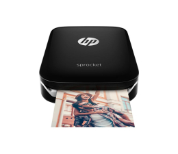 HP Sprocket Mobile Photo Printer czarna (Z3Z92A#633)