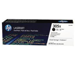 HP Zestaw 305X CE410XD black 2x4000str. (M351a/M451dw/M451nw/M375nw/M475dn)