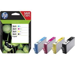 HP Zestaw tuszów 364XL CMYK  (N9J74AE)