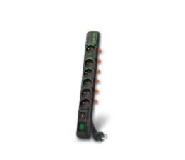 HSK DATA Acar ECO Plus 1,5m czarna (6 gn: 1 master+3 sl.+2) (ALP-ACARECOPLUS-0N)
