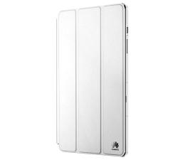 Huawei Etui z Klapką do Huawei M2 8.0 białe (6901443069392)