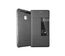 Huawei Etui z Klapką Typu Smart do Huawei P9 szare (6901443105724)
