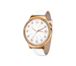 Huawei Lady Watch Golden+White leather (55021116)