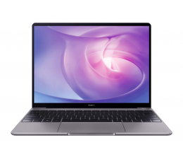 Huawei MateBook 13 i5-8265/8GB/480/Win10 (Wright-19A -480SSD M.2 PCie	)