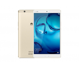 Huawei MediaPad M3 8.0 LTE Kirin950/4GB/64GB/6.0 złoty (BTV-DL09 LUXURIOUS GOLD)