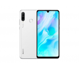 Huawei P30 Lite 128GB Biały (Marie-L21A Pearl White)