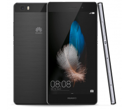 Huawei P8 Lite Dual SIM czarny (ALE-L21 BLACK)