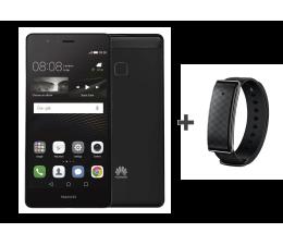 Huawei P9 Lite Dual SIM czarny + Band A1 (VNS-L21 BLACK )