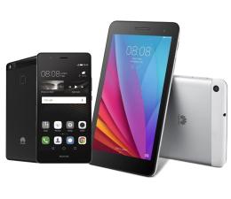 Huawei P9 Lite Dual SIM + Tablet MediaPad T1 7.0 WIFI  (VNS-L21 Quartz Grey + T1-701W BLACK SILVER)