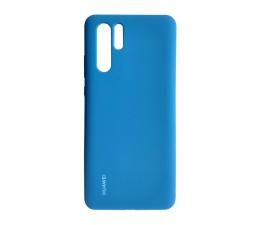 Huawei Silicone Case do Huawei P30 Pro niebieski (51992878)