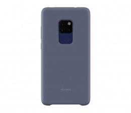 Huawei Silikonowe Plecki do Huawei Mate 20 Light Blue (51992617)