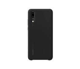Huawei Silikonowe Plecki do Huawei P20 czarny (51992382 / 51992365)