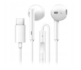 Huawei Słuchawki douszne CM33 USB-C biały (55030088)