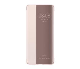 Huawei Smart View Flip Cover do Huawei P30 Pro różowy (51992884)