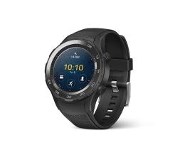 Huawei Watch 2 Sport BT czarny (LEO-B09 LEO-BX9 CARBON BLACK SPORT STRAP)