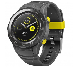 Huawei Watch 2 Sport BT szary (LEO-B09 LEO-BX9 CONCRETE GREY SPORT STRAP)