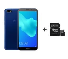 Huawei Y5 2018 Niebieski + 16GB  (Dura-L21 Blue+SDCS/16GB )