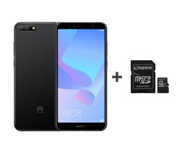 Huawei Y6 2018 Czarny + 16GB (Atomu-L21 Black+SDCS/16GB)