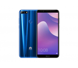Huawei Y7 Prime 2018 Niebieski (London-L21B Blue )